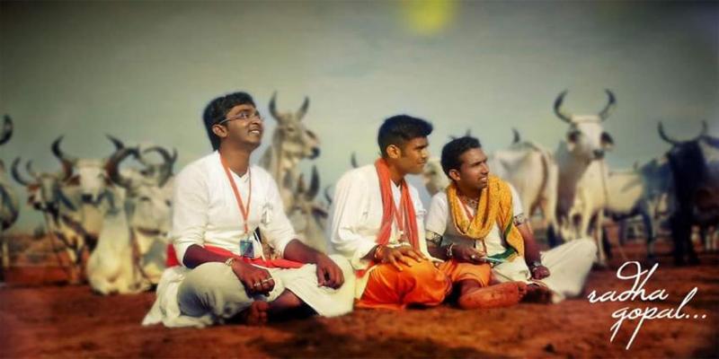 गाय ने बदल दी गांव की जिंदगी